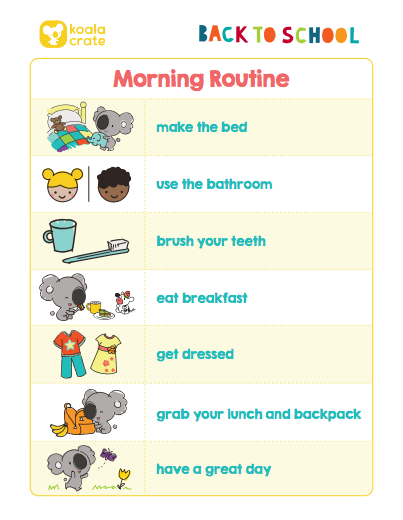 preschool-routine-morning