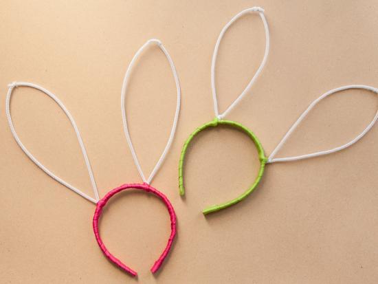 DIY Wire Bunny Ears