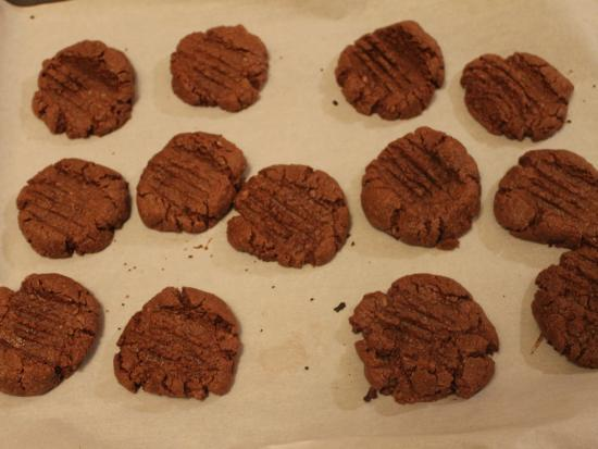 Three-Ingredient Nutella Cookies