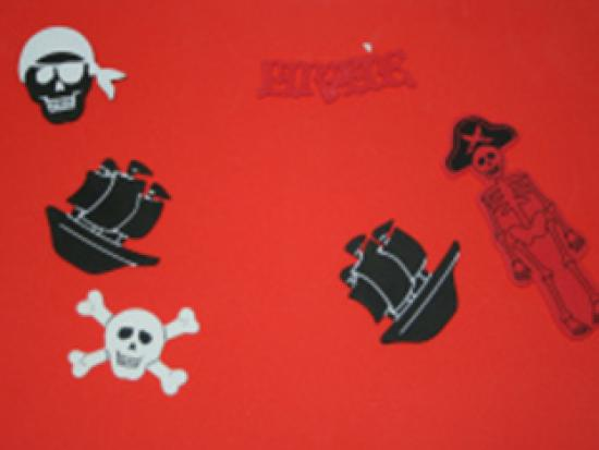 Pirate Flags