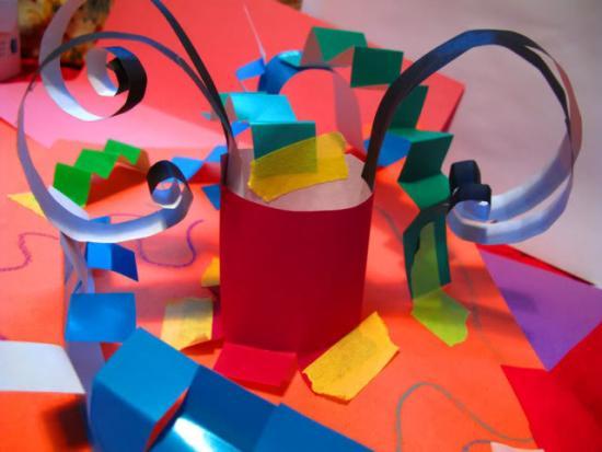 Paper Sculptures