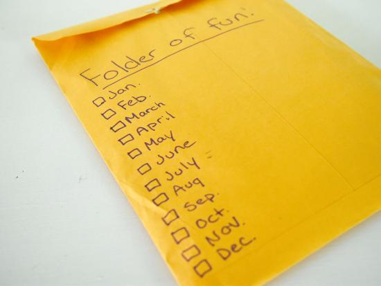 Folder of Fun