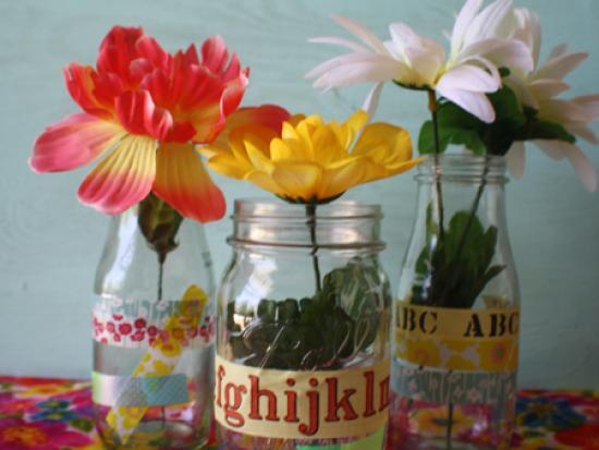Faux Floral Fun