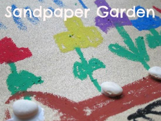 Sandpaper Garden