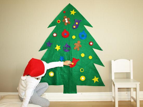 Felt Christmas Tree