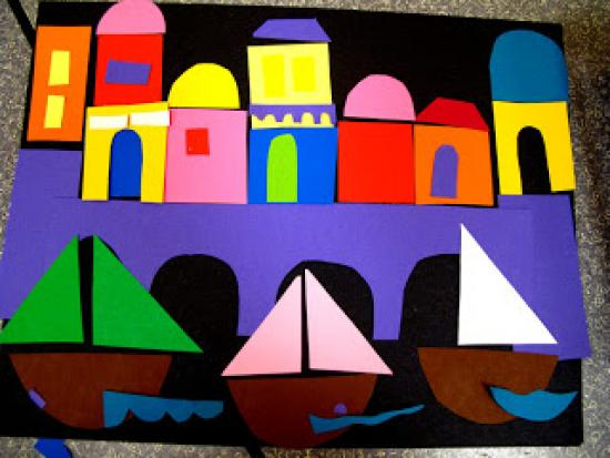 Toddlers Build Venice!