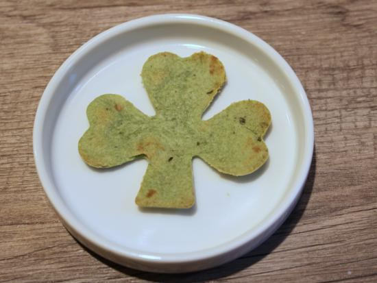 Shamrock Tortilla Chips