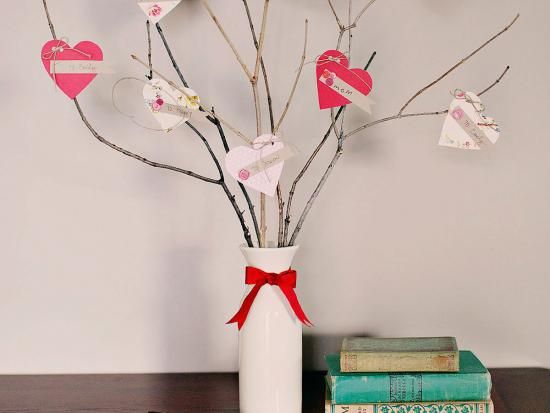 Valentine's Day Tree