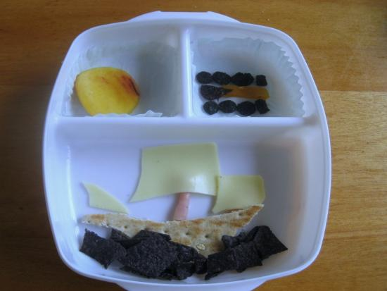 Some of My Guest Posts from Other Sites for September - Columbus Day Bento Box