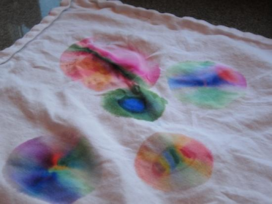 Dyeing Fabric With Sharpies Sharpie Pen Tie Dye