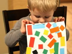 Paper Scraps Turned Matisse Masterpiece