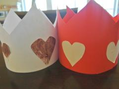 Heart Crowns