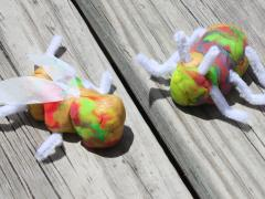 Play Dough Ants