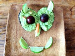 Swamp-A-Mole Avocado Dip