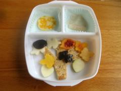 Fall Harvest Bento Box