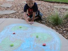 Frog Pond Game