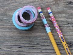 Fancy Pencils