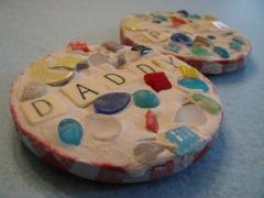 Handmade Mosaic Coasters Gifts