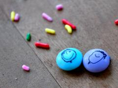 Kids' Drawings Turned into M&M'S