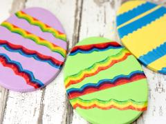 Magnetic Easter Eggs