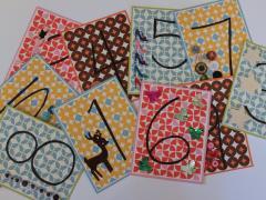Homemade Flash Cards
