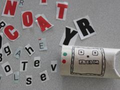 Robot Alphabet Cruncher