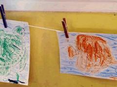 Sea Creature Banner