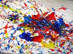 Marble Rolling Paintings!