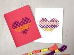 String Art Valentine