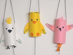 Flying Bird Toy