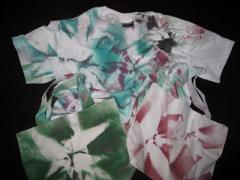 Tye-Dye Fabric Project