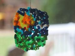 Melted Bead Suncatcher
