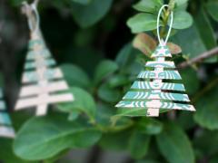 Coffee Sleeve Ornament