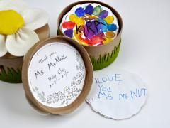 Teacher Appreciation Gift - Class Love Notes