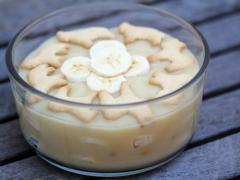 Animal Cracker Banana Pudding
