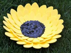 Homemade Sunflower