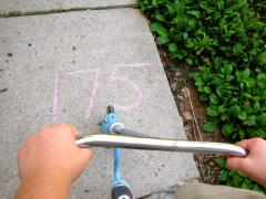 Sidewalk Chalk Mental Math Game