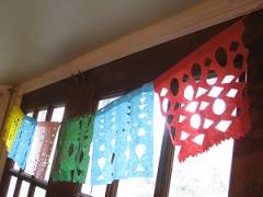 Papel Picado for Cinco de Mayo