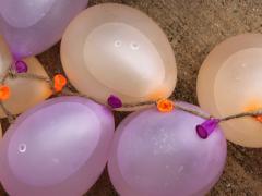 Water Balloon Piñatas