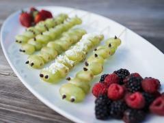 Grape Caterpillar Friends