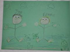 Best Friends Day Craft for Kids