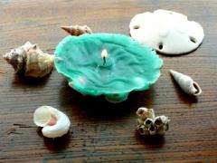 How to Make Sand Candles