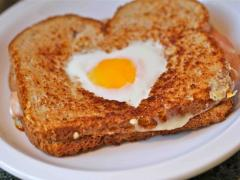 Kid-Friendly Croque Madame