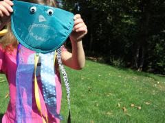 Recycled Jelly Fish