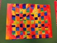Weaving Paintings!