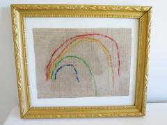 Simple Sewing Rainbows