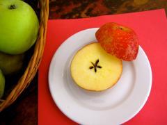 Apple Seed Stars