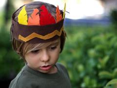 Felt Native American Headband