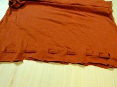T-shirt Trick-or-Treat Bag