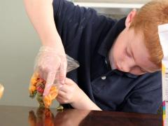 Glove Gobbler Treats